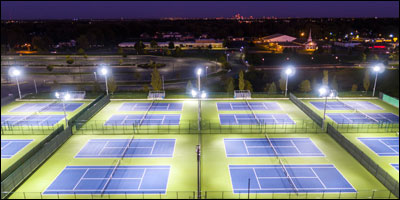 LED Solutions for Recreational Facilities